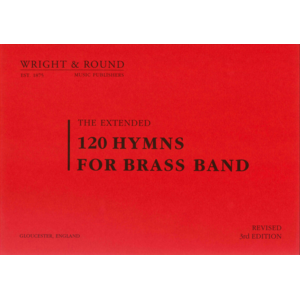 120 Hymns for Eb Soprano Cornet